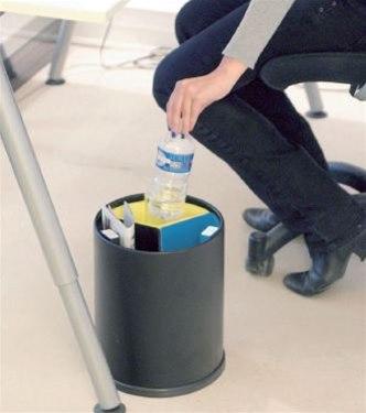 Behälter abfalltrennung